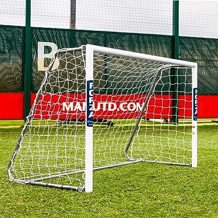 FORZA Alu60 Portería de Fútbol (Una Variedad de Tamaños – 1,8m x 1 ...