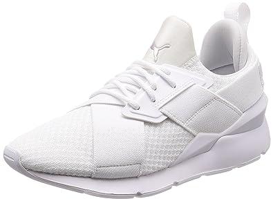 Puma Women s Muse Ep Wn S White Sneakers-8 UK India (42 EU ... ebfad6d28