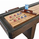 Hathaway BG1212 Challenger Shuffleboard Table w