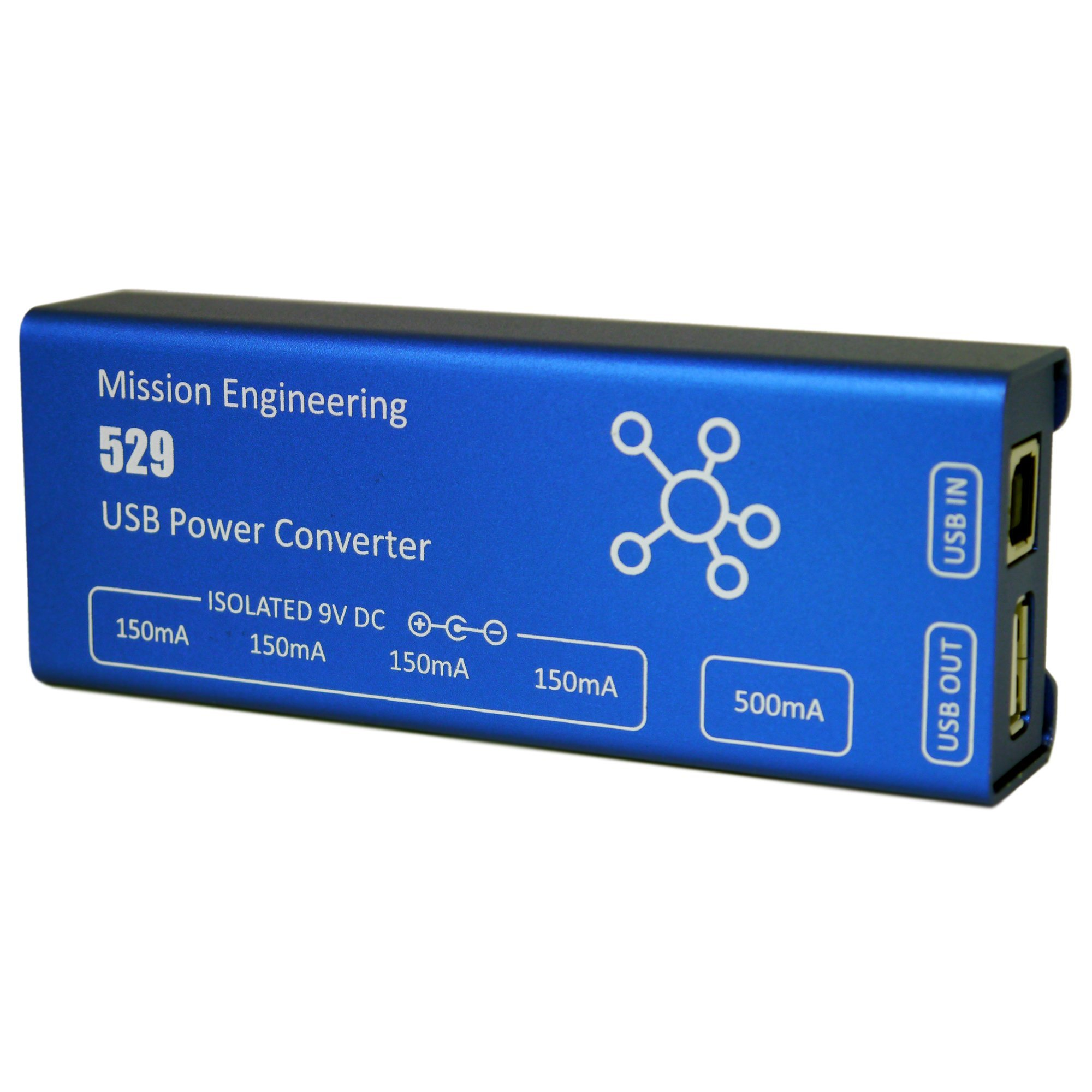 Mission Engineering Power 529 USB Pedal Power Converter