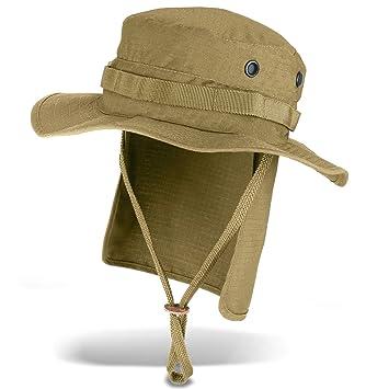último clasificado nueva colección elegante en estilo Black Snake - Sombrero de safari para el sol y con ...