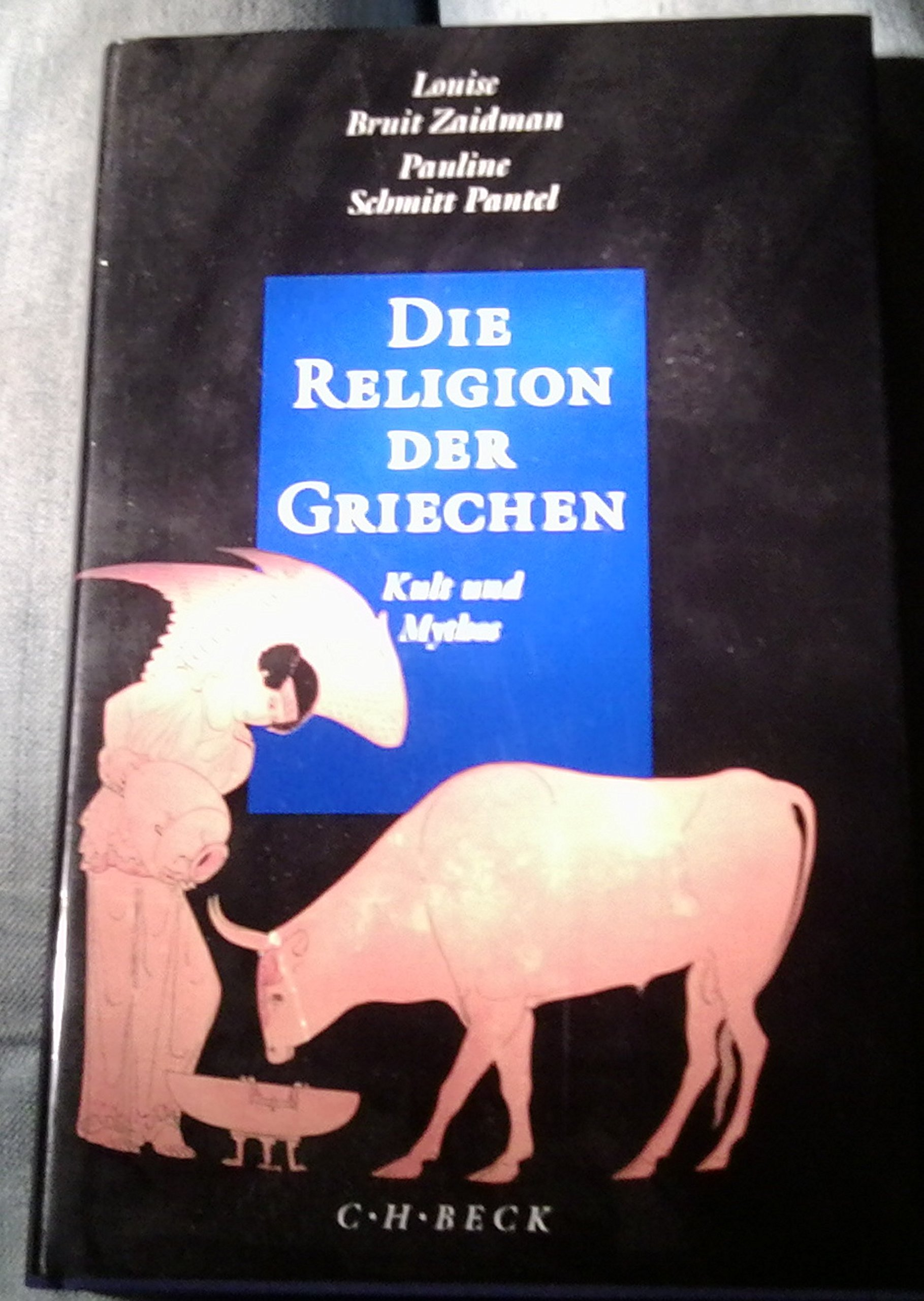 Die Religion der Griechen