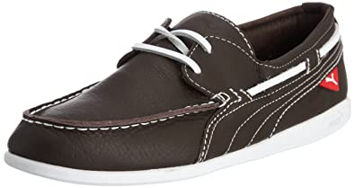 55d703faba8aa2 Image Unavailable. Image not available for. Colour  Puma Men s Yacht L  Chocolate