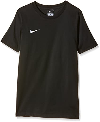 8c47c9c2035321 Nike Short Sleeve T-Shirt Yth Team Club Blend Tee  Amazon.de  Sport ...