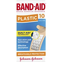 Band-Aid Plastic Strips 10 Count