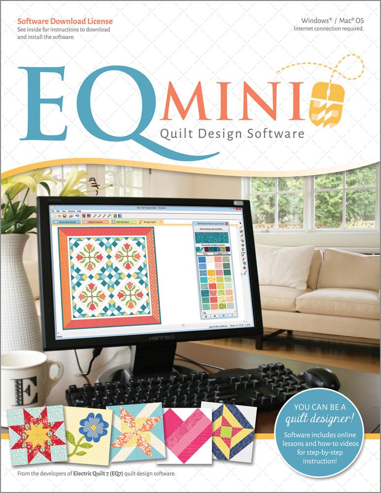 EQ Mini [Download] (Design Software Quilt)