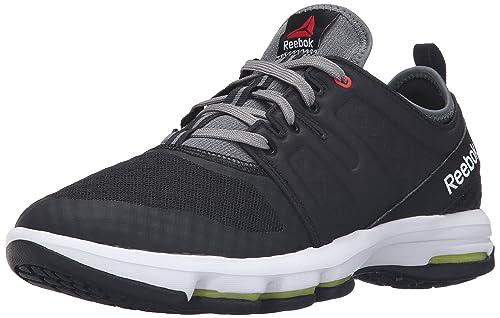 e7e75496cc35 Reebok Men s Cloudride Dmx Walking Shoe