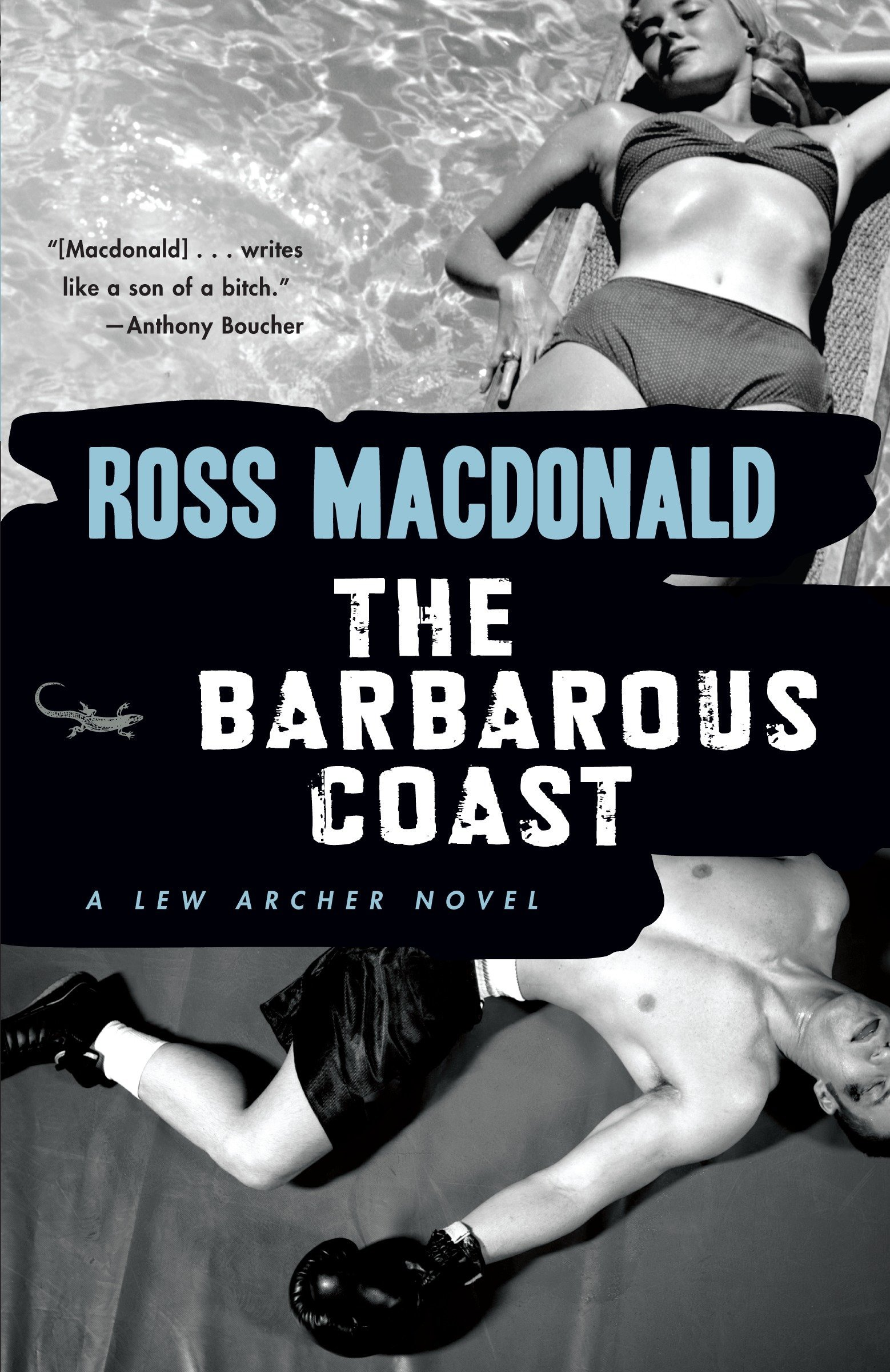 The Barbarous Coast (Lew Archer Series) PDF