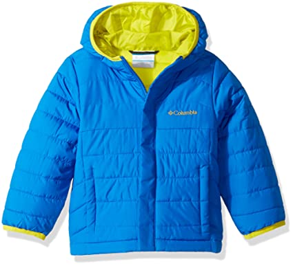 94dab0a18 Amazon.com  Columbia Boys  Powder Lite Puffer Jacket  Clothing