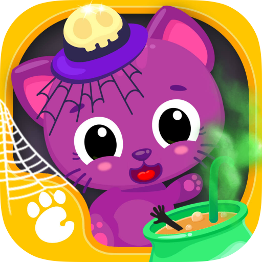 Cute & Tiny Spooky Party - Halloween Dress Up & Cooking Game for Kids]()