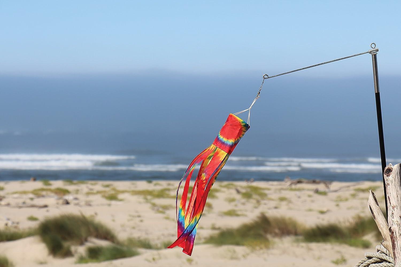 In the Breeze Tie Dye 15 inch Babysoc 12 PC