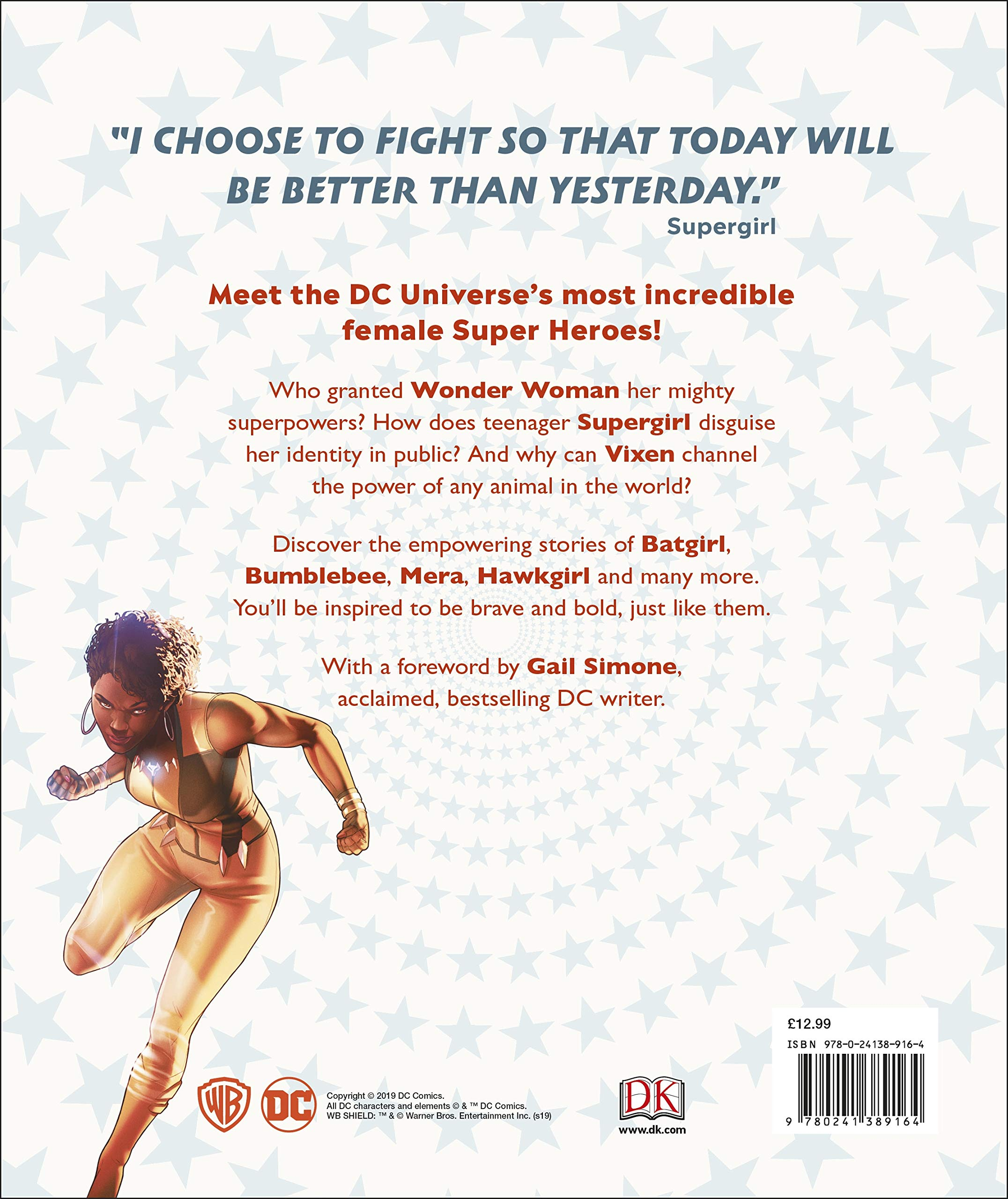 DC Brave and Bold!: Female DC Super Heroes Take on the