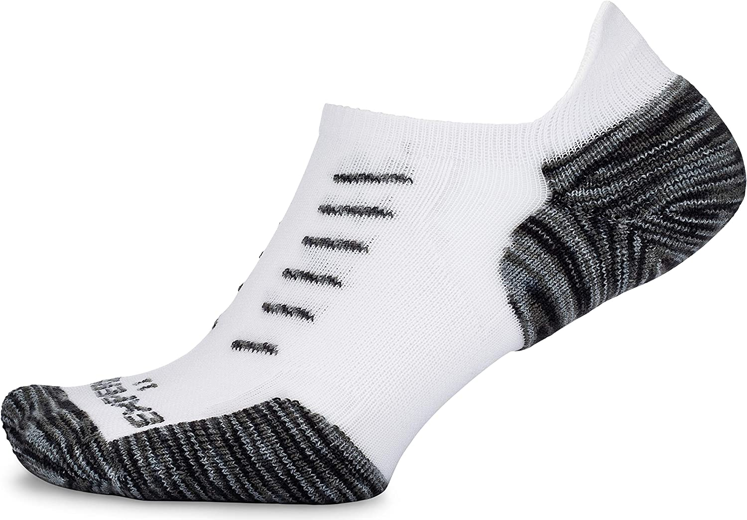 Thorlos Experia unisex-adult Xctu Thin Cushion Running No Show Socks
