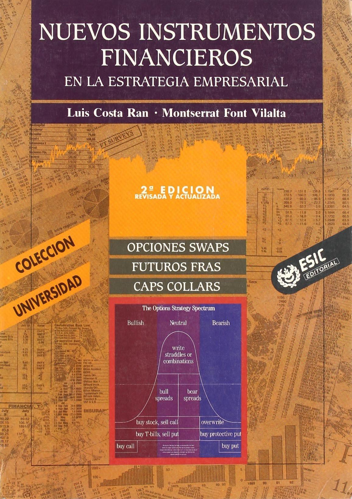 Nuevos Instrumentos Financieros (Spanish Edition)