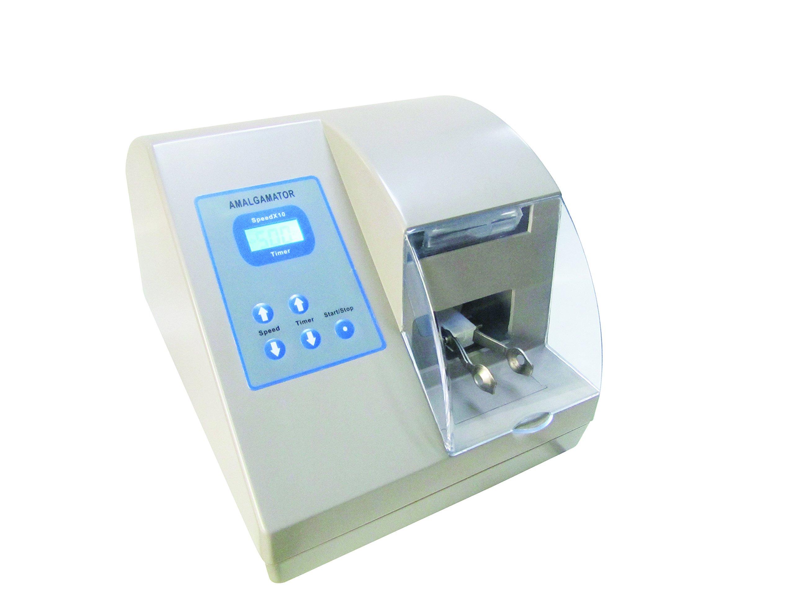 SDent USA FDA & TUV CE Dental Lab Noiseless High Speed Amalgamator
