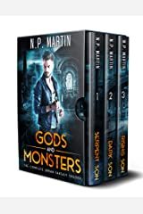 Gods and Monsters: The Complete Series Kindle Edition