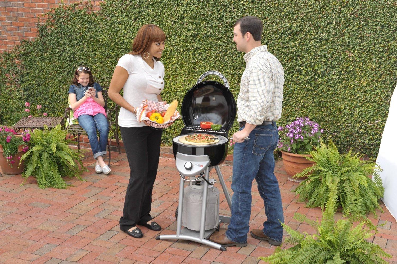 Char Broil TRU Infrared Patio Bistro Gas Grill, Black: Amazon.ca: Patio,  Lawn U0026 Garden