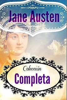 Jane Austen Coleccion Completa Anotada Y En Espanol Orgullo Prejuicio Sensatez