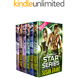 The Star Series: The Complete 7 Book Sci-Fi Romance Boxed Set