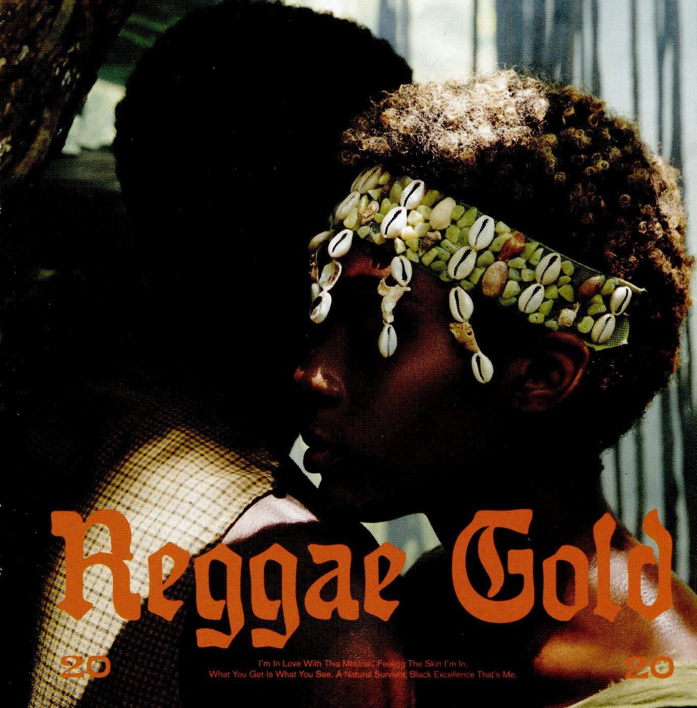 Reggae New mail order Gold Outstanding 2020