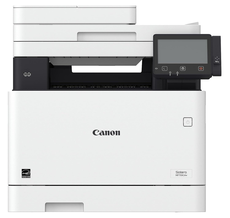 [A4カラーレーザー複合機] CANON MF733Cdw Satera 【送料無料】