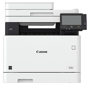 【送料無料】 [A4カラーレーザー複合機] CANON MF733Cdw Satera