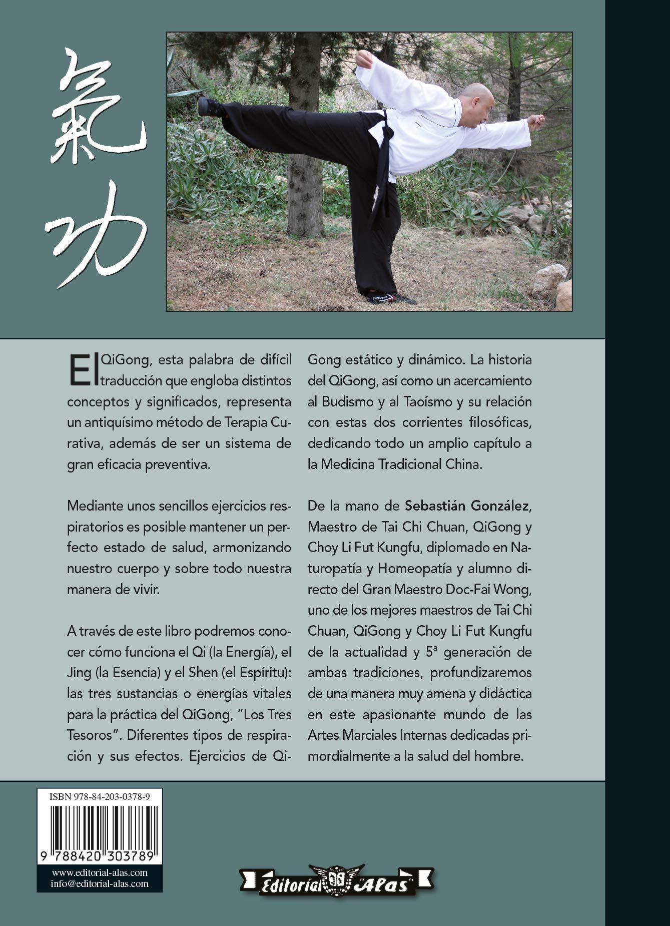 Las 9 perlas del chi kung (qi gong) : camino de longevidad ...