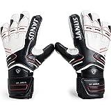 Valorsports Professional Fingersave Adult Kid Hand Palm Natural Latex Goalkeeper Gloves JA383