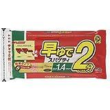 日清フーズ マ・マー早ゆで2分スパゲティ1.4mm 500g