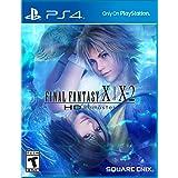 Final Fantasy X X-2 HD Remaster Standard Edition Playstation 4