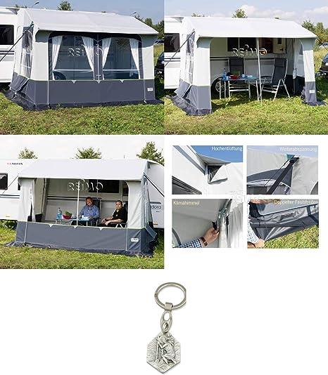 Casa Royal S 320 932988936392 - Tienda de campaña para caravanas con remolque Cristóbal: Amazon.es: Hogar