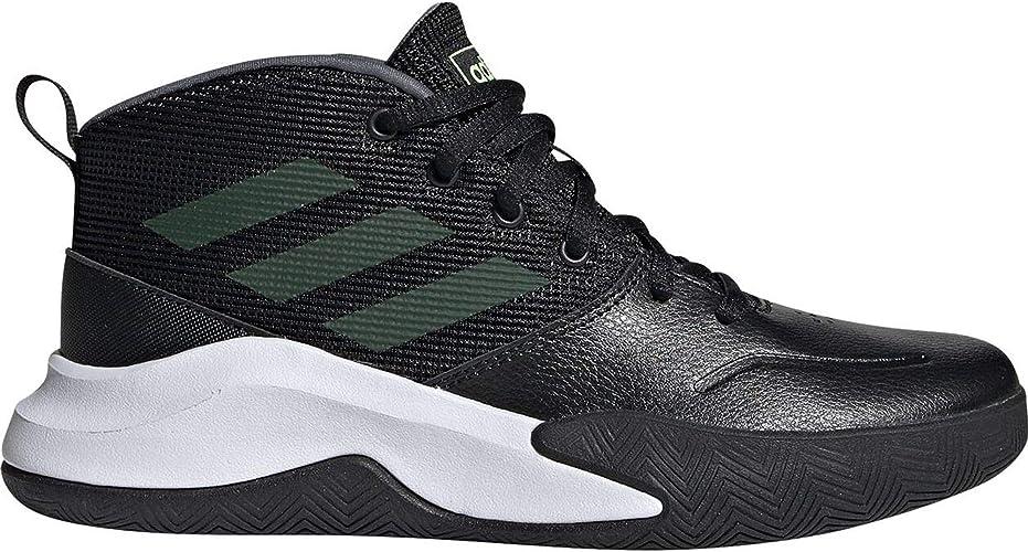 adidas Ownthegame K Wide, Zapatillas de Baloncesto Unisex Niños ...