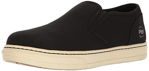 46730b77140 Timberland PRO Men's Disruptor Slip-on Alloy Safety Toe EH Industrial and  Construction Shoe