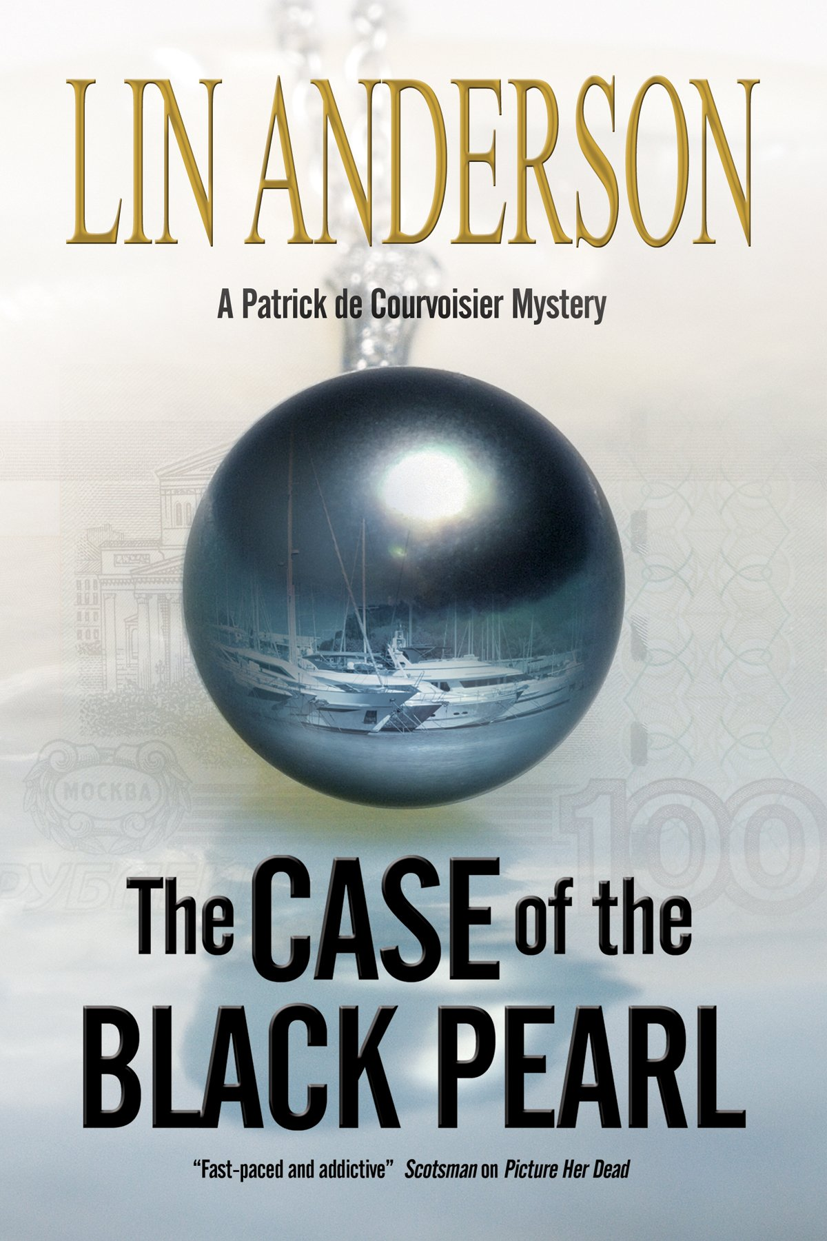 The Case of the Black Pearl: A stylish mystery series set in the ...