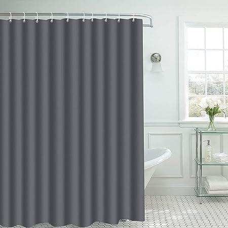 Antibacterial Shower Curtain Anti Mold Bath Waterproof Environmentally Friendly Home