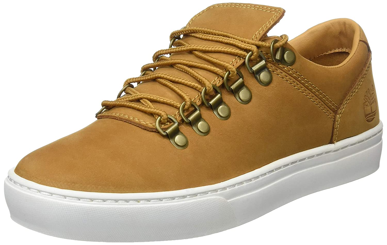 TALLA 43.5 EU. Timberland Adventure 2.0 Cupsole Alpine Ox, Zapatos de Cordones para Hombre