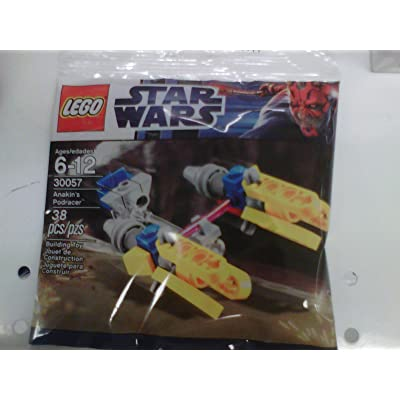 LEGO Star Wars Mini Building Set #30057 Anakins Podracer Bagged: Toys & Games