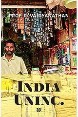 India Uninc. Paperback