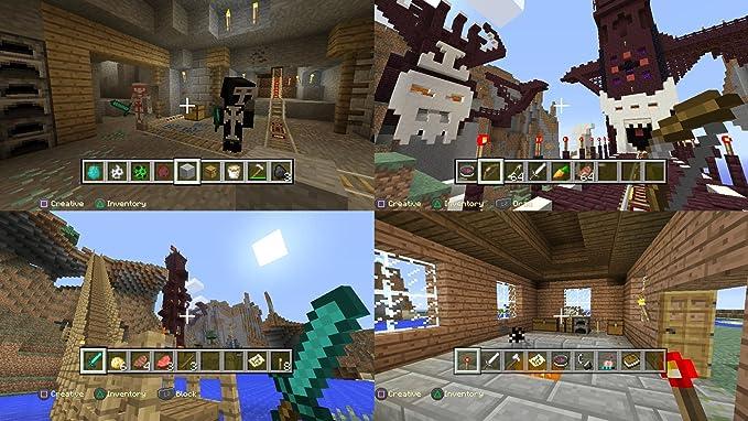 Minecraft PS Amazoncouk PC Video Games - Alle minecraft spiele online