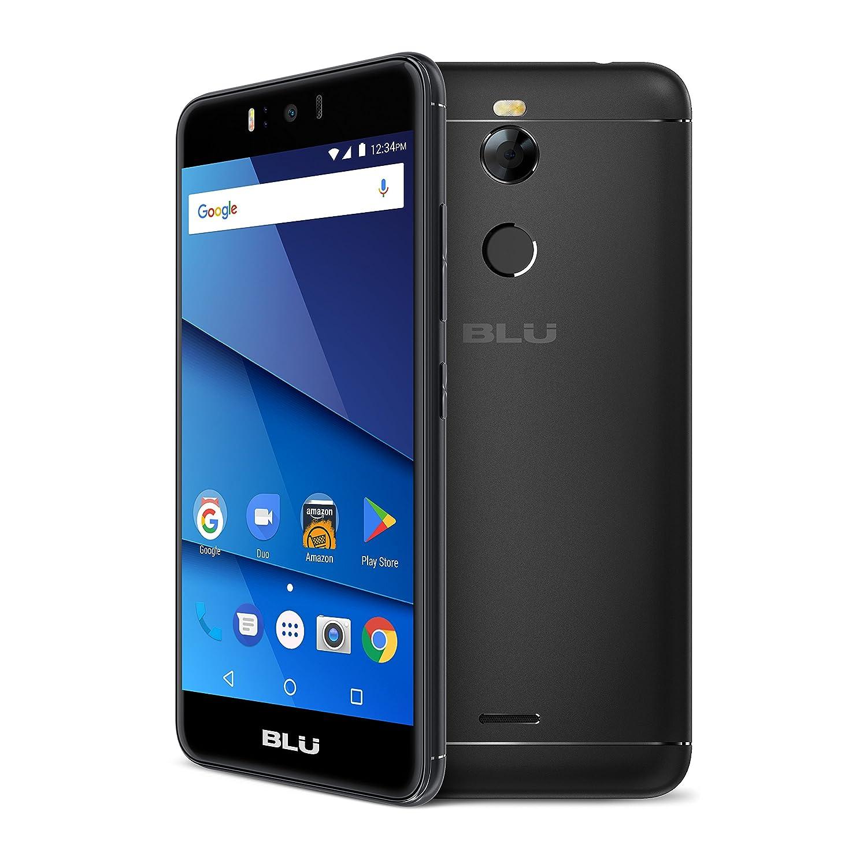amazon com blu r2 5 2 unlocked smartphone 8gb 1gb ram black
