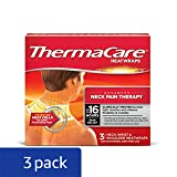 ThermaCare Heatwraps Neck, Shoulder and Wrist, 3