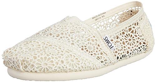 5a6255b5cba TOMS Women s s Mesh Alpargata ESP Espadrilles  Amazon.co.uk  Shoes ...