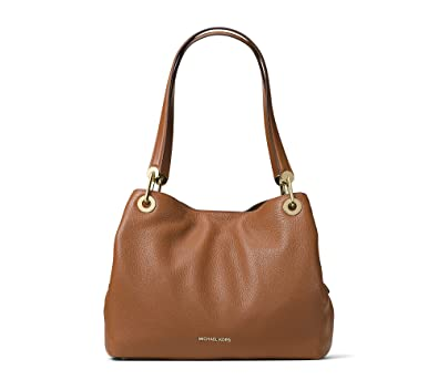 ba07ba2d12d6 Michael Kors - Raven Large Shoulder Tote Bag, Luggage, OS: Amazon.co ...