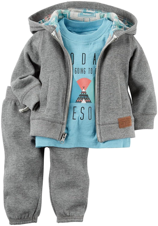 dd9636c7b Amazon.com  Carter s Baby Boys  3 Pc Sets 127g182  Clothing