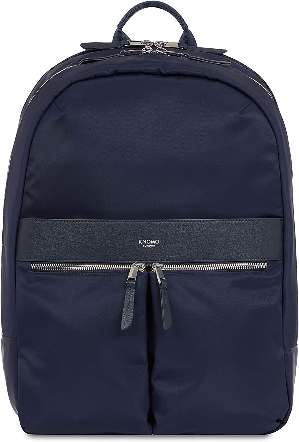 Knomo Luggage Women's Backpack, Dark Navy, One Size