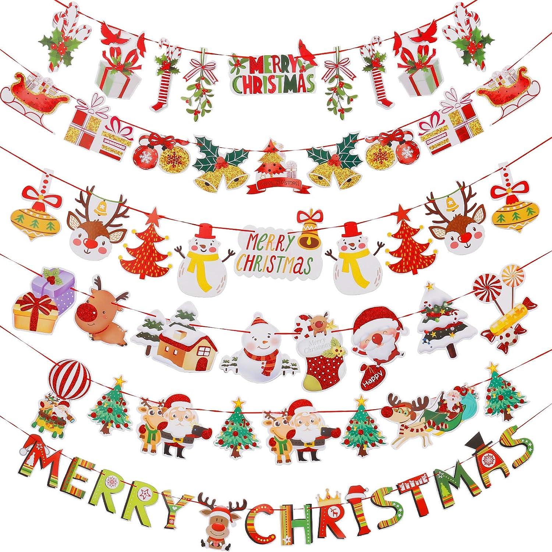 Weihnachten Unisex-Pullover Halten Sie Ruhe und Merry Xmas