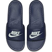 aa9b6068e594ea Best Sellers in Men's Sandals. #1. Nike Men's Benassi Just Do It Athletic  Sandal