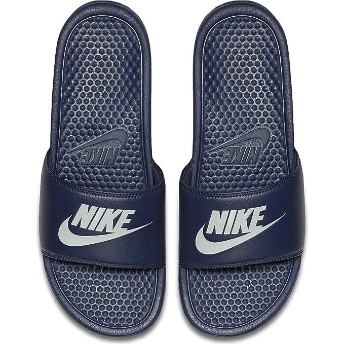 94c77c2a2 Nike Benassi Jdi, Chanclas Unisex Adulto: Nike: Amazon.es: Zapatos y  complementos