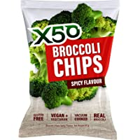 X50 Broccoli Chips Spicy 60g