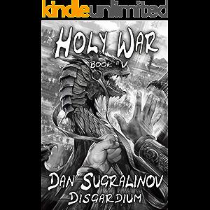 Holy War (Disgardium Book #5): LitRPG Series
